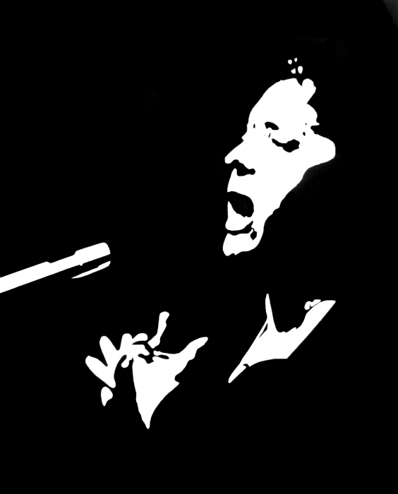 Edith Piaf by gberthon